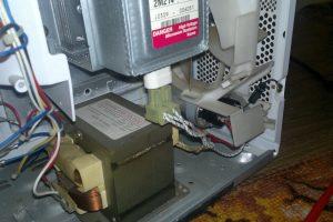 Самостоятельный ремонт микроволновки