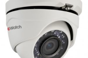 Описание Hikvision HiWatch DS-T103 (2.8 mm)